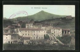 CPA Privas-Ouvèze, Vue Générale Des Ortes - Privas