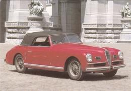 ALFA ROMEO 1948 AUTENTICA 100% - Cartoline