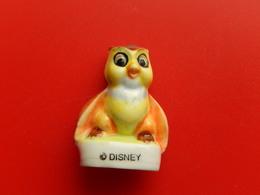 Fève -  DISNEY - CHOUETTE - Disney