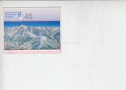 FRANCIA  - Les Houches - Biglietti D'ingresso