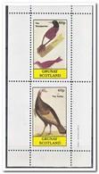 Grunay 1982, Postfris MNH, Birds - Regionale Postdiensten