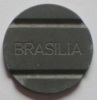 Brasil Telephone Token  BRASILIA - Noodgeld