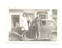 Photo (+/- 6 X 9 Cm )  Automobile, Oldtimer - Marque ???  - France  (fr74) - Cars