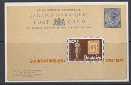 Jamaica 1979 Sir Rowland Hill M/s ** Mnh (42550B) - Jamaica (1962-...)