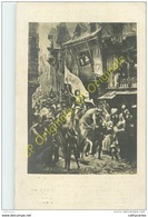 62. CALAIS . PENSIONNAT JEANNE D'ARC .  Invitation à La Fête Du 2 Juin 1909 . - Calais