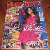 Nicole Scherzinger -  BRAVO Serbian January 2008 VERY RARE - Books, Magazines, Comics