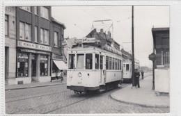 Tram Mouscron - Bellegem. Photo. - Cartes Postales