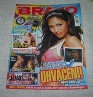 Nicole Scherzinger Jessica Alba -  BRAVO Serbian October 2006 VERY RARE - Books, Magazines, Comics