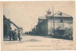 GEX - La Faucille Et Le Mont Blanc - Gex