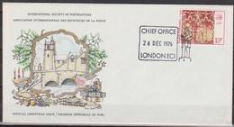 Grossbritannien 1976 MiNr.726 FDC Weihnachten ( D 6197 )günstige Versandkosten - FDC