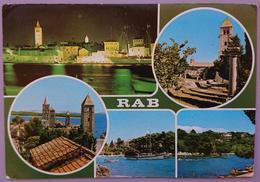 RAB - Yugoslavia (Croatia) - Multiview -   Vg - Jugoslavia