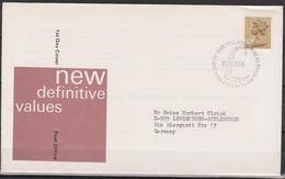 Grossbritannien 1977 MiNr.731 FDC Königin Elizabeth II. ( D 6196 )günstige Versandkosten - FDC