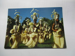 CP POLYNESIE FRANCAISE - BORA BORA - Groupe De Danse Tiipoto - French Polynesia