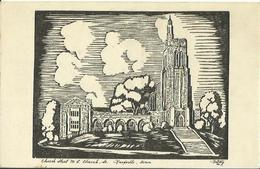 Drawing - Church Street M.e.Church, Knoxville, Tenn. - Knoxville