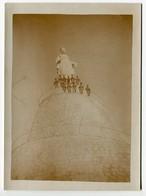LIBAN LEBANON  Notre Dame Du Liban HARISSA  Photo Format 12 Cm X 8,8 Cm Année 1924 - Lieux