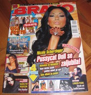 Nicole Scherzinger Tokio Hotel -  BRAVO Serbian July 2007 VERY RARE - Magazines