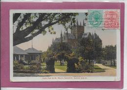 HYDE PARK  & St- Mary'S Cathédrale - Sydney