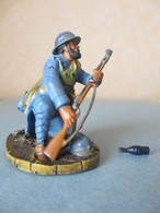 Figurines Soldats De Plomb Soldat ATLAS GRENADIER VIVEN-BESSIERES France Guerre 14-18 WW1 (voir Description) - Soldats De Plomb
