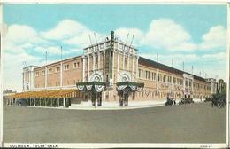 Coliseum, Tulsa, Okla. - Tulsa