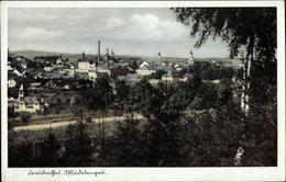 Cp Bruntál Freudenthal Reg. Mährisch Schlesien, Totalansicht Vom Ort - República Checa