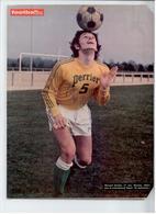 FOOTBALL 1970/75 PHOTO DEDICACE AUTOGRAPHE ORIGINAL BERNARD GARDON NANTES BE - Autographes