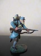 Figurines Soldats De Plomb Soldat ATLAS FANTASSIN DE PRINTEMPS 1915 France Guerre 14-18 WW1 - Tin Soldiers