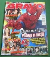 Rihanna Nicole Scherzinger Emma Watson - BRAVO Serbian April 2007 VERY RARE - Magazines