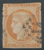 Lot N°48749  N°5, Oblit Tardive GC 614 Breteuil-sur-Noye, Oise (58) - 1849-1850 Ceres