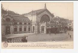 Luik - Guilleminsstation - Eerekaart Gemeente Ledeberg - Lüttich