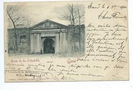 Gand Gent Porte De La Citadelle - Gent