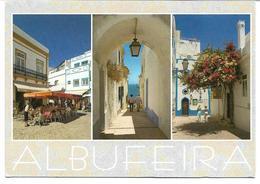 3047b: AK Albufeira 2011 Nach Österreich Gelaufen - Faro