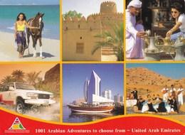 EMIRATS ARABES REUNIS MULTIVUES (dil364) - United Arab Emirates