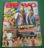 Sienna Guillory Ed Speleers Eragon -  BRAVO Serbian December 2006 VERY RARE - Magazines