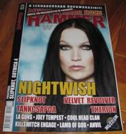 Tarja Turunen Nightwish METAL WORLD Hungarian August 2004 VERY RARE - Magazines
