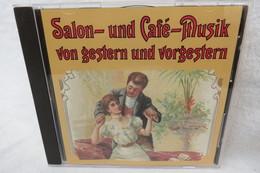 """CD """"Darek-Ensemble"""" Salon- Und Café-Musik Von Gestern Und Vorgestern - Instrumental"""