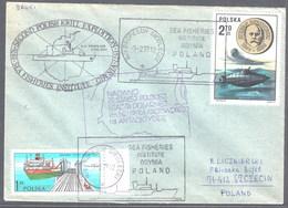 "ANTARCTIC, POLEN, Expedition 1977 R/V ""PROF. SIEDLECKI"",  Look Scan !! 21.3-21 - Stamps"