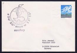 """SCHWEDEN, Antarctic-Exped. 1991 """" SVEA Swedarp """" Cachet , RARE ,look Scan !! 24.6-74 - Stamps"""