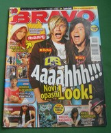 US5 Dulce Rebelde Nicole Scherzinger - BRAVO Serbian June 2007 VERY RARE - Magazines
