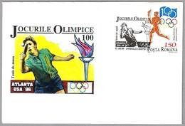 Juegos Olimpicos ATLANTA 96 - TENIS DE MESA - TABLE TENNIS. Cluj Napoca 1996 - Verano 1996: Atlanta