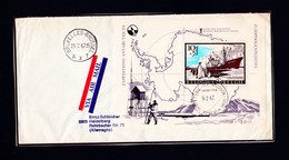 BELGIEN, 1967 Expedition To Base Roi Baudouin With Bloc No. 36 , RARE ,look Scan !! 13.11-71 - Stamps