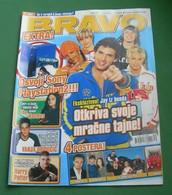 US5 The Rasmus - BRAVO Serbian March 2005 VERY RARE - Magazines