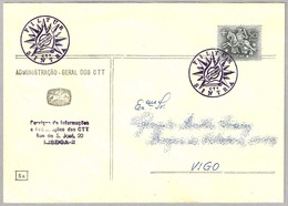 Exposicion FILUMENISMO - Coleccionismo De CAJAS DE CERILLAS  - MATCH - MATCHBOX. Sintra 1968 - Bombero