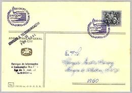 Exposicion FILUMENISMO - Coleccionismo De CAJAS DE CERILLAS  - MATCH - MATCHBOX. Porto 1969 - Bombero