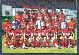 NEUCHATEL  XAMAX 1984|1985 - Soccer