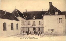N°1862 RRR DID4  VERTUS PLACE DE LA MAIRIE - Vertus