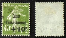 N° 275 CAISSE 1931 Oblit TB Cote 40€ - Gebruikt