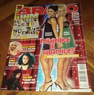 Vanessa Hudgens Ashley Tisdale -  BRAVO Serbian January 2008 VERY RARE - Magazines