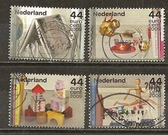 Pays-Bas Netherlands 2009 Anniversaries Obl - Period 1980-... (Beatrix)
