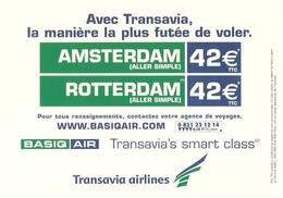 CP Pub. Transavia Airlines - Rotterdam, Amsterdam - Other