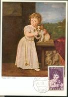 Carte Maximum - Tizian - La Fille De Roberto Strozzi - Germany